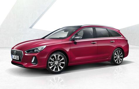 Hyundai i30 Wagon (2017-prezent)