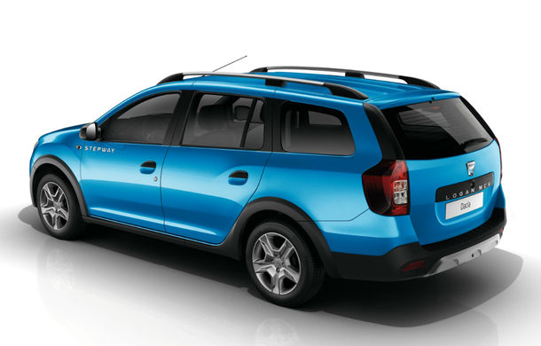 break pseudo cross dacia logan mcv prime te o versiune stepway automarket. Black Bedroom Furniture Sets. Home Design Ideas