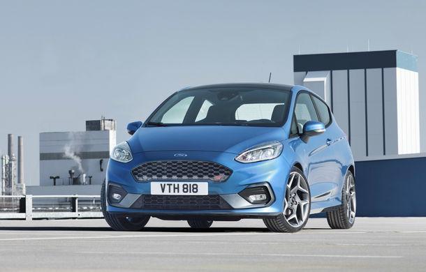 Prețuri Ford Fiesta ST pentru piața din România: Hot Hatch-ul de 200 CP pleacă de la 19.750 de euro - Poza 2