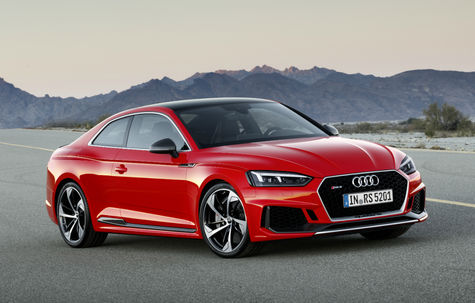 Audi RS5 Coupe -