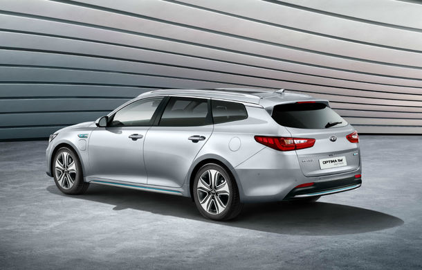 kia optima sportswagon plug in hybrid break ul prime te versiune ecologic de 205 cai putere. Black Bedroom Furniture Sets. Home Design Ideas