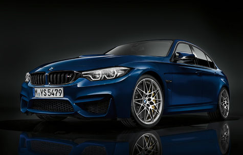 BMW M3 facelift -