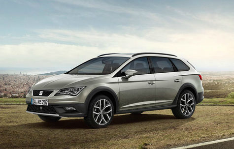 SEAT Leon X-Perience facelift