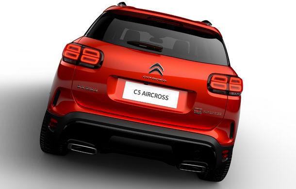 Citroen C5 Aircross ajunge și în Europa: SUV-ul constructorului francez va fi prezentat în 24 mai - Poza 2