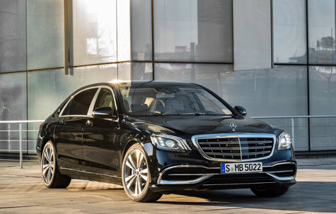 Mercedes-Benz Maybach Clasa S