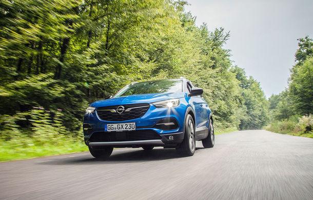 Prețuri Opel Grandland X în România: înlocuitorul lui Antara pleacă de la 18.700 de euro cu TVA - Poza 2