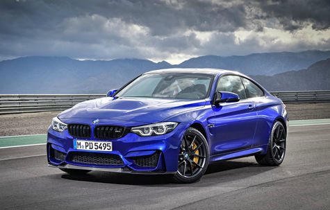 BMW M4 CS -