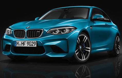 BMW M2 facelift -
