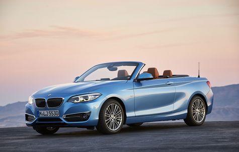 BMW Seria 2 Cabriolet facelift