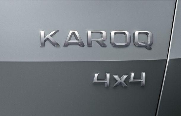 Skoda desface șampania: primul exemplar Karoq a părăsit poata fabricii - Poza 3