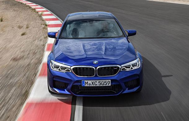 Noul BMW M5 este mai complicat decât un ceas elvețian: instalarea tracțiunii integrale xDrive presupune cinci moduri diferite de rulare - Poza 2