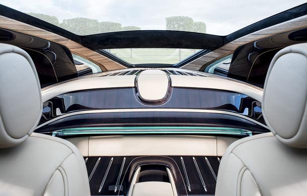 Lux și exclusivitate: Rolls-Royce vrea să dezvolte mai multe modele unicat, create după dorințele clienților - Poza 2