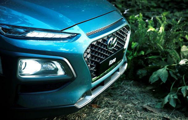 Funky fresh: Hyundai a prezentat noul SUV Kona cu un design inspirat de Citroen - Poza 2