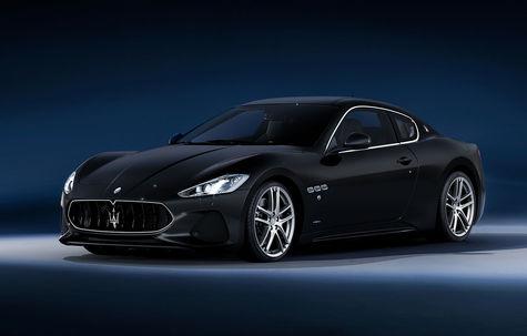 Maserati GranTurismo Sport facelift