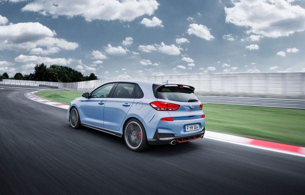 Hyundai i30 N debutează la Frankfurt: 275 de cai putere în urmărirea lui Golf GTI - Poza 2