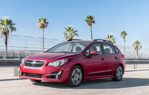 Subaru Impreza (2014-prezent)