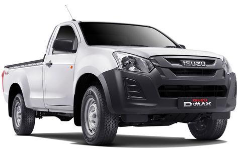 Isuzu D-MAX Cabina Simpla