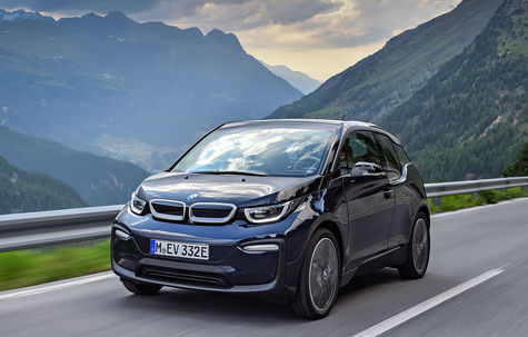 BMW i3 facelift