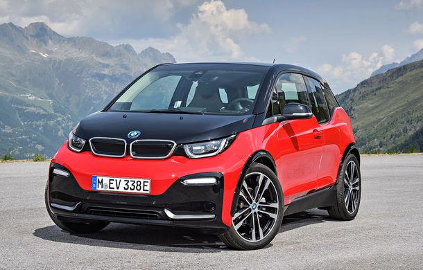 BMW i3 facelift și i3s, versiunea sportivă a electricului german, au debutat în România: prețurile pornesc de la 38.200 de euro cu TVA - Poza 2