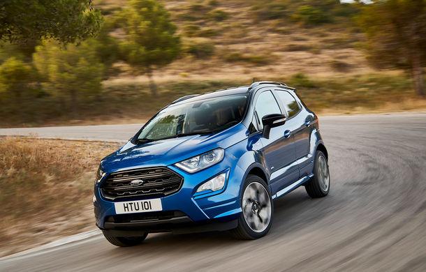 Un nou start: Fabrica Ford din Craiova a produs astăzi primul exemplar EcoSport european - Poza 9
