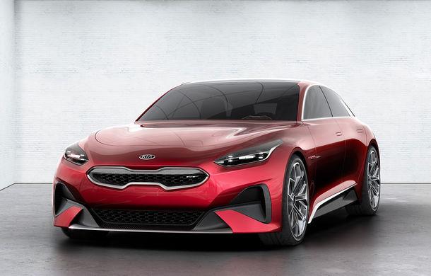 Kia Proceed Concept: indicii de design pentru viitoarea generație - Poza 2