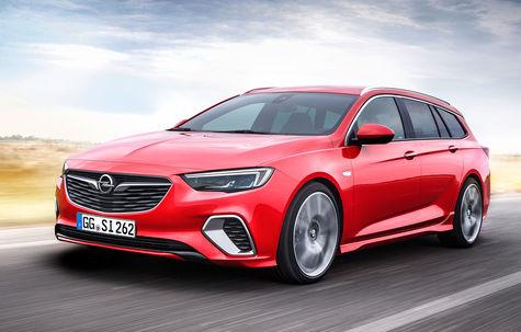 Opel Insignia GSI Sports Tourer -