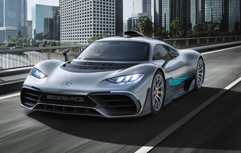 Mercedes-Benz Project One