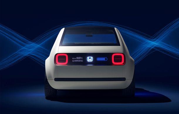 Honda Urban EV: conceptul japonezilor prefigurează un model electric în 2019 - Poza 2
