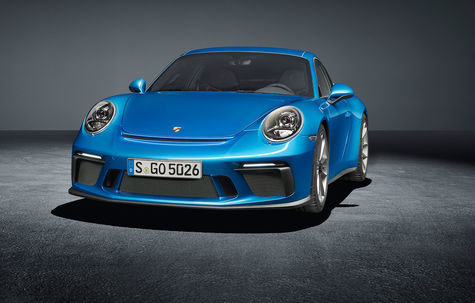Porsche 911 GT3 Touring Package -