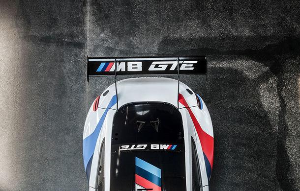 BMW M8 GTE a fost prezentat la Frankfurt: nemții pun ochii pe Campionatul Mondial de Anduranță - Poza 2