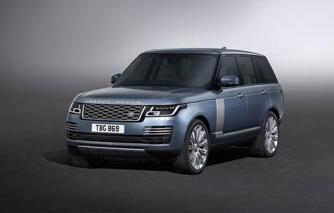 Range Rover Range Rover facelift