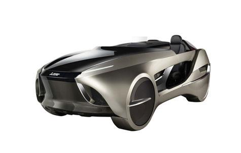 Mitsubishi  EMIRAI 4 Smart Mobility Concept