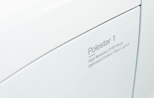 Polestar deschide lista de precomenzi pentru coupe-ul hibrid Polestar 1 în 18 țări: avans de 2.500 de euro - Poza 2