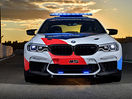 Poza 49 BMW M5 MotoGP Safety Car 2018
