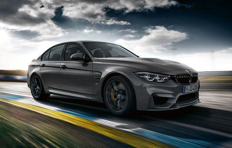 BMW M3 CS -