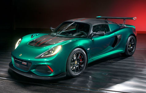 Lotus Exige Cup 430 Unlimited Edition