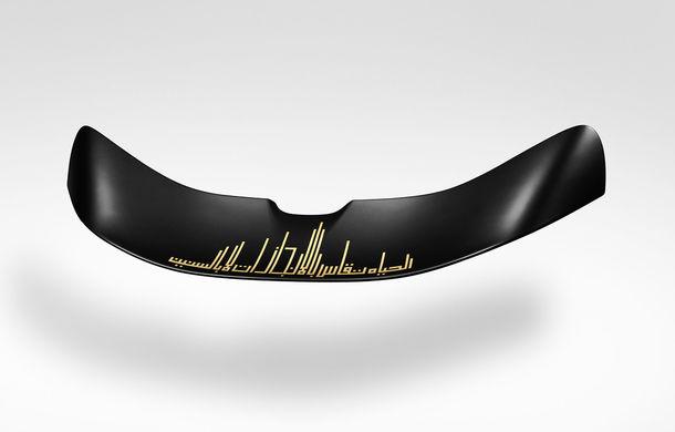 Ediție unicat pentru McLaren 720S: caroserie neagră cu inserții aurii pentru jante și interior pentru un client misterios din Dubai - Poza 2