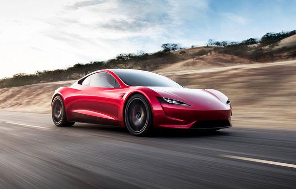 Elon Musk promite un nou Tesla Roadster: autonomie 1.000 de kilometri, 1.9 secunde până la 96 km/h și preț de 200.000 de dolari - Poza 2