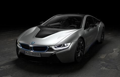 BMW i8 facelift