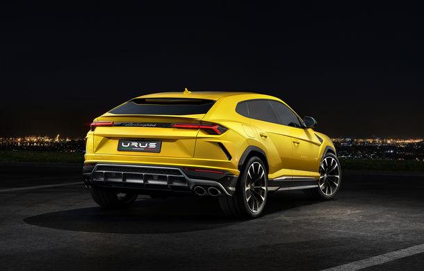 Lamborghini Urus este disponibil în România de la 206.000 de euro: 20 de români au comandat SUV-ul italian - Poza 2