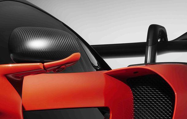 Detalii despre hypercar-ul McLaren Senna: 2.8 secunde pentru 0-100 km/h și viteză maximă de 340 km/h - Poza 2