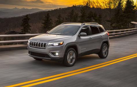 Jeep Cherokee fl