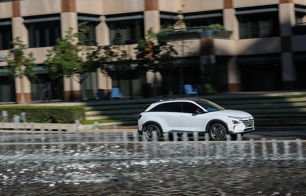 Hyundai Nexo este numele noului SUV electric pe hidrogen al mărcii coreene: autonomie de până la 800 de kilometri - Poza 2