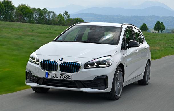 BMW Seria 2 Active Tourer și Seria 2 Gran Tourer facelift sunt disponibile și în România: start de la 26.500 de euro - Poza 2