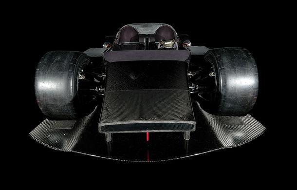 Toyota GR Super Sport: concept hibrid de 1.000 CP inspirat de prototipurile folosite în cursele de anduranță - Poza 2