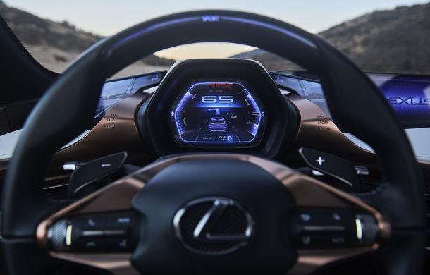 Lexus a înregistrat numele LQ: acesta ar putea fi atribuit versiunii de serie a conceptului Lexus LF-1 Limitless - Poza 2
