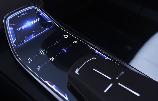 Lexus LF-1 Limitless Concept: crossover-ul integrează tehnologie autonomă de nivel 4 și anunță o nouă direcție de design - Poza 2