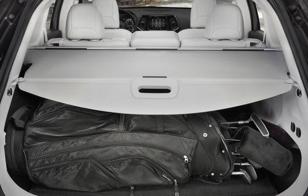Jeep în cadrul Salonului Auto de la Geneva: americanii aduc în Europa noile Wrangler, Cherokee facelift și versiunile Grand Cherokee S și Trackhawk - Poza 10