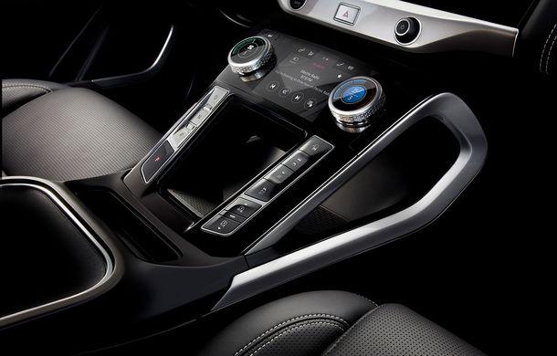 Divizia SVO va pregăti versiuni speciale și pentru modelele electrice Jaguar Land Rover: britanicii nu se vor axa doar pe îmbunătățirea performanțelor - Poza 2