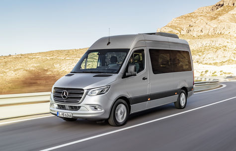 Mercedes-Benz Sprinter Combi